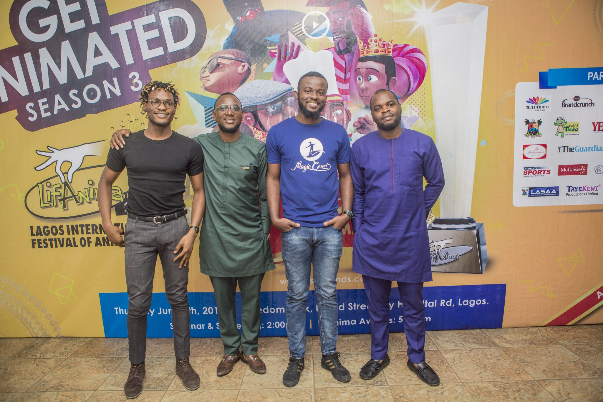 Lagos International Festival of Animation (LIFANIMA 2020)