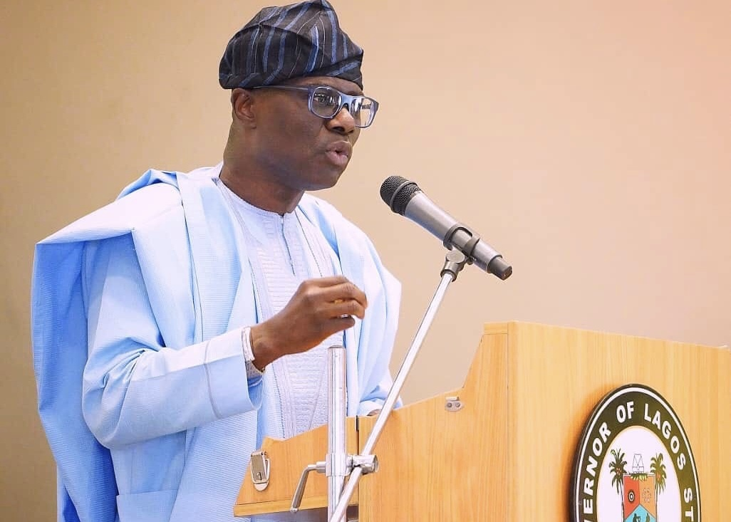 In Full: Governor Babajide Sanwo-Olu's New Year Message | Yes ...