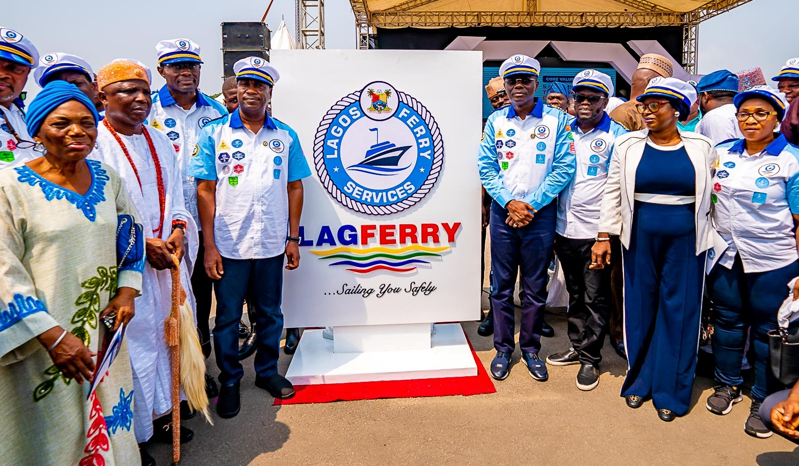 Lagos State Govt Launches Boats & Large-Ferry Apps