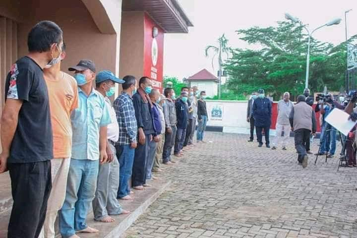 27 Illegal Miners Arrested In Osun   Yes International! Magazine