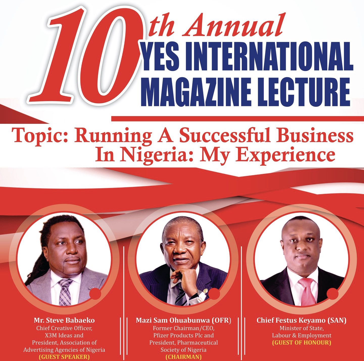 YES INTERNATIONAL! MAGAZINE @ 10: 25 Angels Used By God To Get Us Here – By  Azuh Arinze – Yes International! Magazine