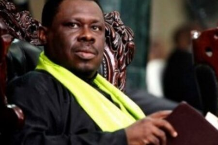 Victorious Army's Pastor Agboli Dies At 58!